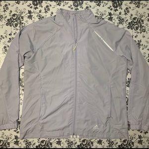 Adidas Jacket (light purple)